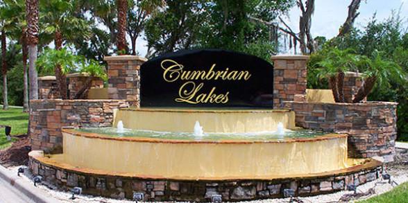 Cumbrain Lakes